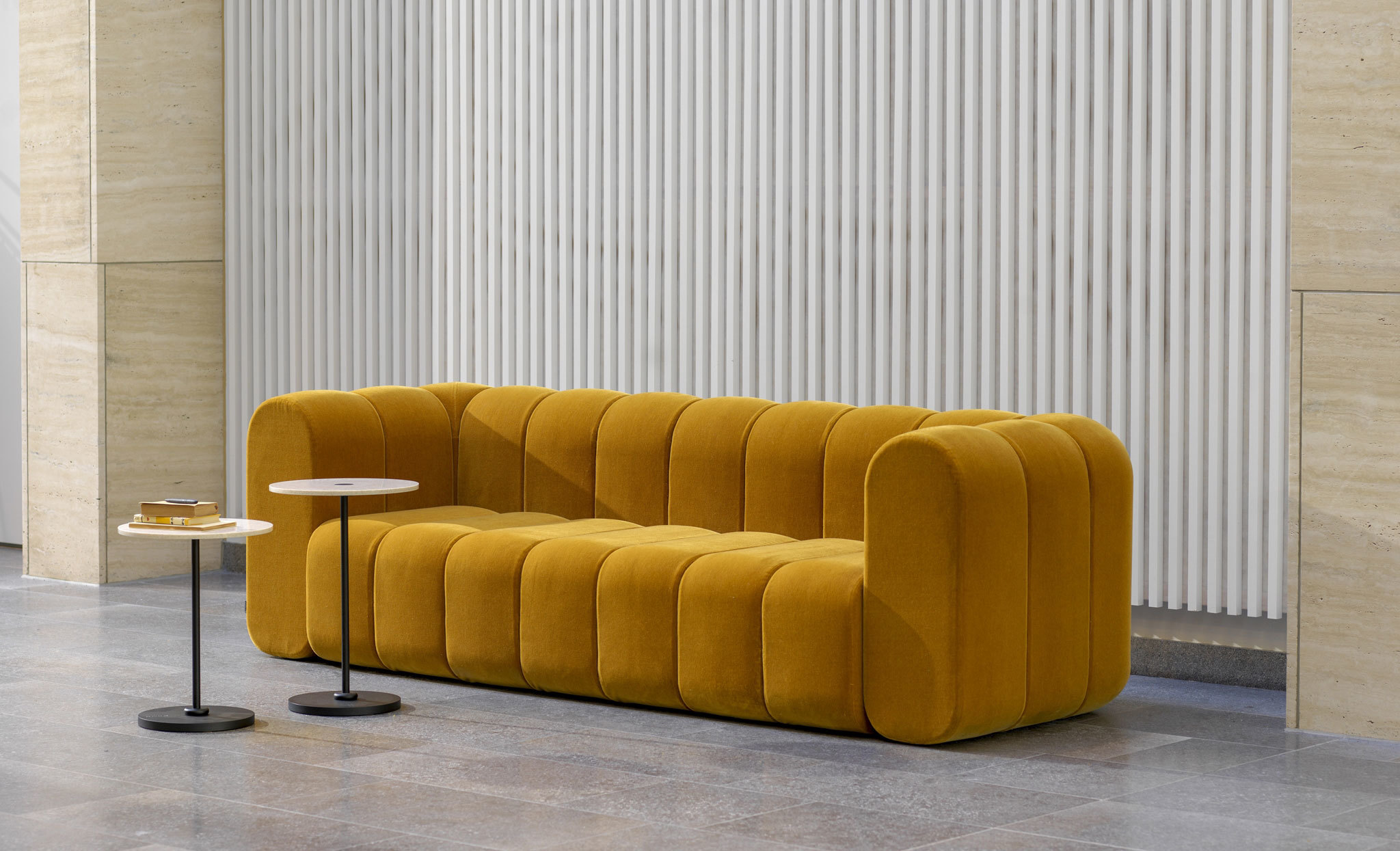 BOB Sofa (Yellow)