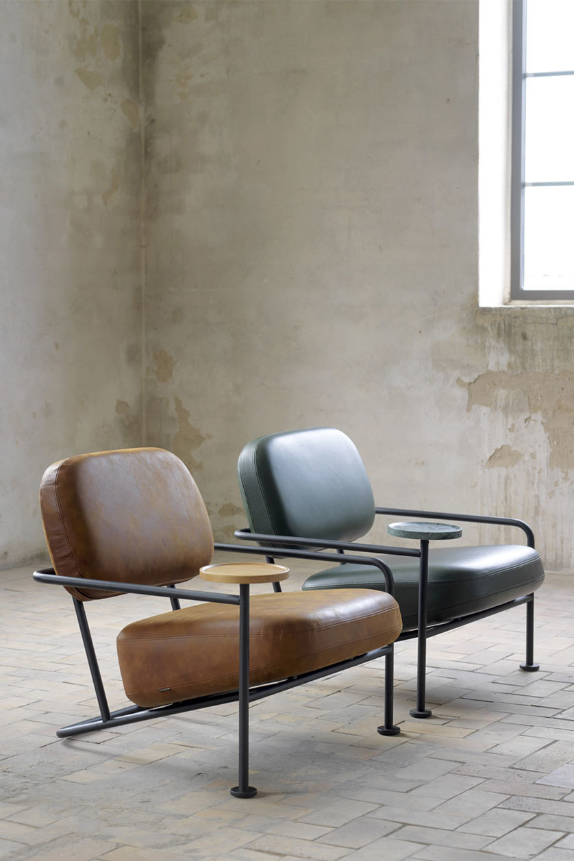 Ahus Chairs (Leather)