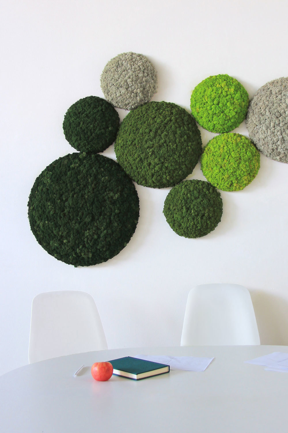 Convex (Moss, Apple, Lime, Granite)