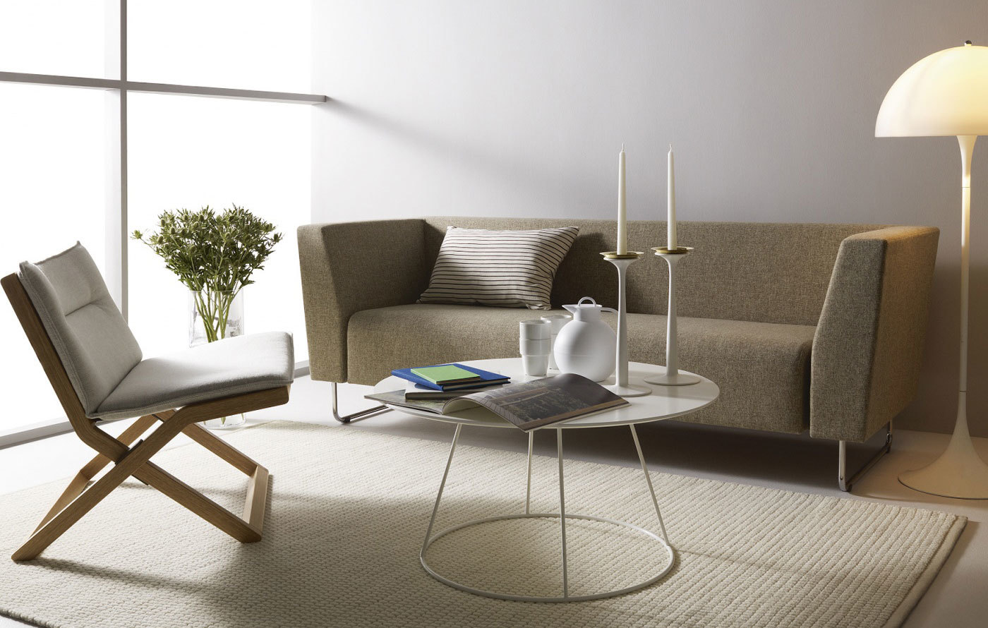 Cruiser chair, Breeze table and Gap sofa